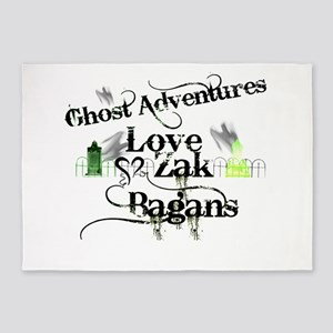 Ghost Adventures5 5'x7'Area Rug
