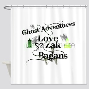 Ghost Adventures5 Shower Curtain