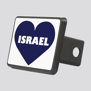 I Love Israel Hitch Cover