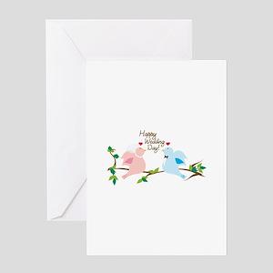 Happy Wedding Day! Greeting Cards
