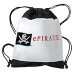ePirate Drawstring Bag