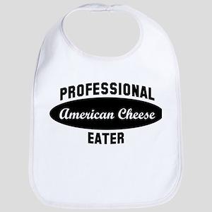 Pro American Cheese eater Bib