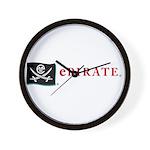 ePirate Wall Clock