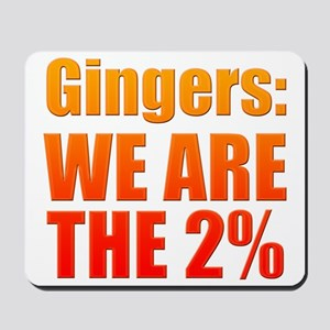 We Are The 2% Mousepad