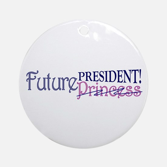 Future Princess Ornament (Round)