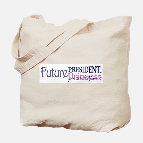 Future Princess Tote Bag