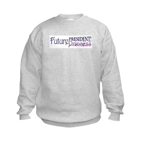 Future Princess Kids Sweatshirt