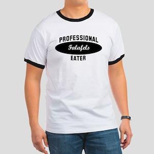 Pro Falafels eater Ringer T