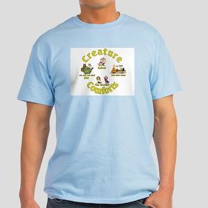 'Creature Comforts.(1) :-) Light T-Shirt