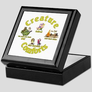 'Creature Comforts.(1) :-) Keepsake Box