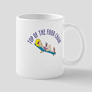 Top of food chain Mug