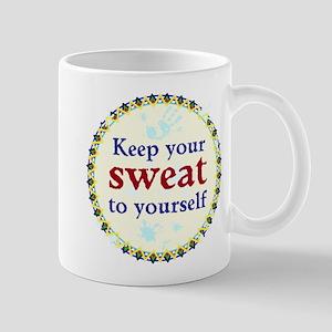No Sweat! Mugs