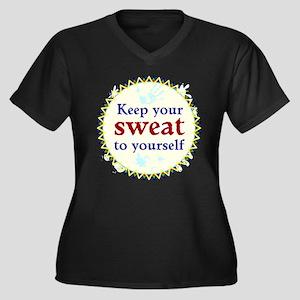 No Sweat! Plus Size T-Shirt
