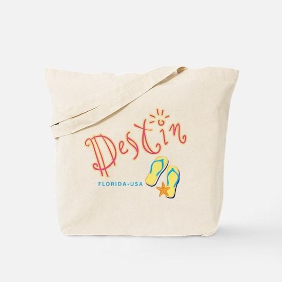 Destin - Tote Bag