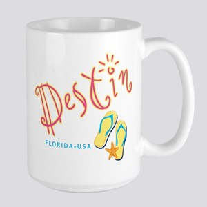 Destin - Large Mug