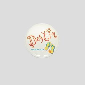 Destin - Mini Button
