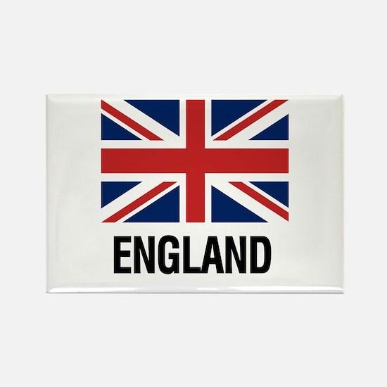 I Heart England Magnets