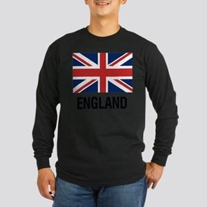 I Heart England Long Sleeve T-Shirt
