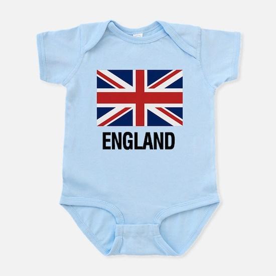 I Heart England Body Suit
