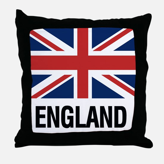 Funny Countries Throw Pillow