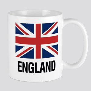 I Heart England Mugs