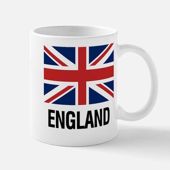 I Heart England Mugs