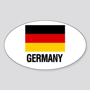 I Heart Germany Sticker