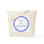 Best Of Winners Tote Bag