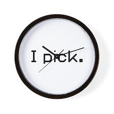 I pick Wall Clock