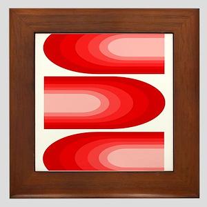 Mid-Century Modern Framed Tile