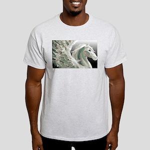 Pegasus Flight Ash Grey T-Shirt
