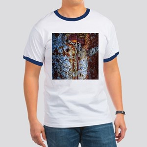 Chained Rust Ringer T