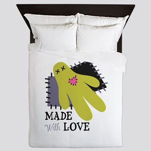 Made With Love Queen Duvet