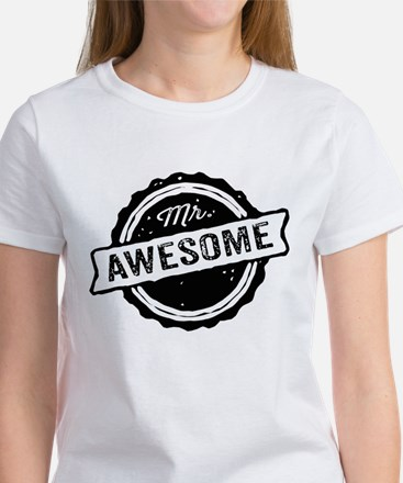 Mr. Awesome T-Shirt