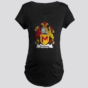 Hastings Maternity Dark T-Shirt