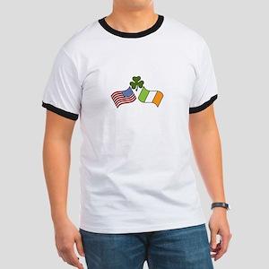 American Irish Flag T-Shirt