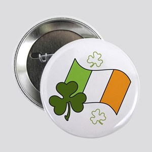 "Irish Flag 2.25"" Button"