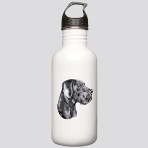 Great Dane HS Blue UC Stainless Water Bottle 1.0L