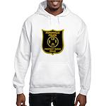 Porchville Police Hooded Sweatshirt