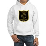Porchville Police Hooded Sweatshirt