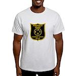 Porchville Police Light T-Shirt