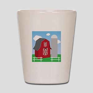 Farm Shot Glass