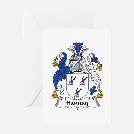 Hannay Greeting Cards (Pk of 10)