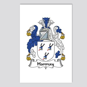 Hannay Postcards (Package of 8)