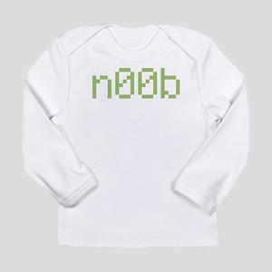 noobgreen Long Sleeve T-Shirt