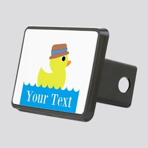 Personalizable Rubber Duck Hitch Cover