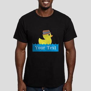 Personalizable Rubber Duck T-Shirt