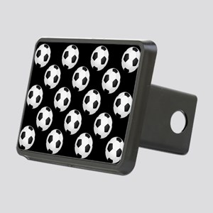Soccer Balls Hitch Cover