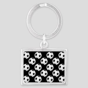 Soccer Balls Keychains