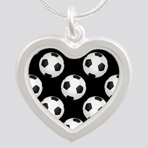 Soccer Balls Necklaces